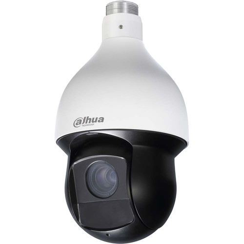 Dahua Technology Pro Series 2MP 30x Starlight HDCVI Indoor/Outdoor PTZ Dome Camera with Night Vision (NTSC)