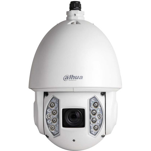 Dahua Technology Smart Series 2MP Full HD 30x Outdoor Vandal-Resistant Star Light Network PTZ Dome Camera with Intelligent Function
