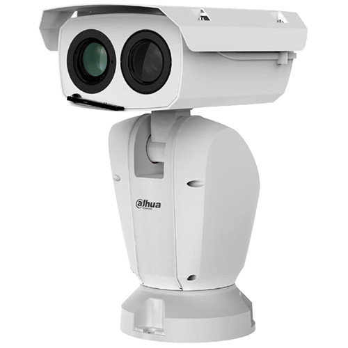 Dahua Technology DH-TPC-PT8420A-B Hybrid Thermal & Optical Outdoor PTZ Network Camera with 60mm Thermal Lens