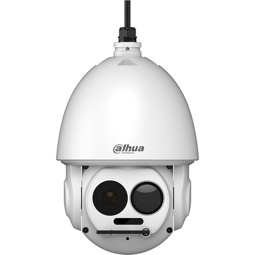 Dahua Technology Ultra Series DH-TPC-SD8420N-B50Z30 Hybrid Thermal & Optical PTZ Network Camera with 50mm Thermal Lens