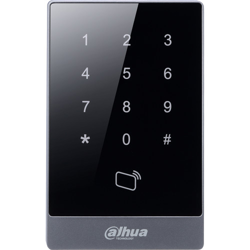 Dahua Technology RFID Card Reader with Touch Keypad for Access Control