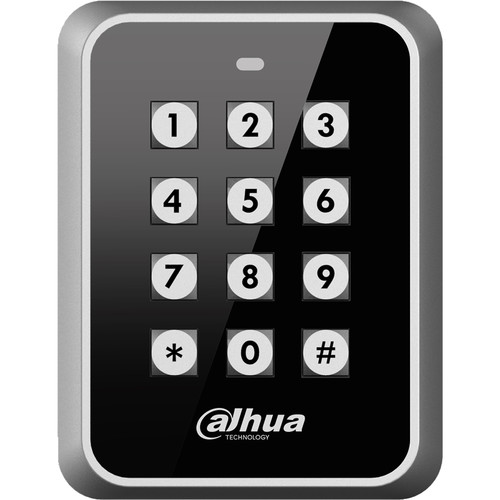 Dahua Technology RFID Wiegand 13.56 MHz Reader with Metal Buttons