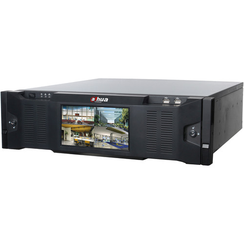 Dahua Technology Super Series 128-Channel 12MP NVR with 6TB HDD with LCD Display