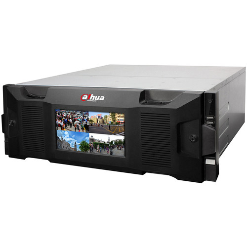 Dahua Technology Ultra 256-Channel 8MP NVR with 4TB HDD