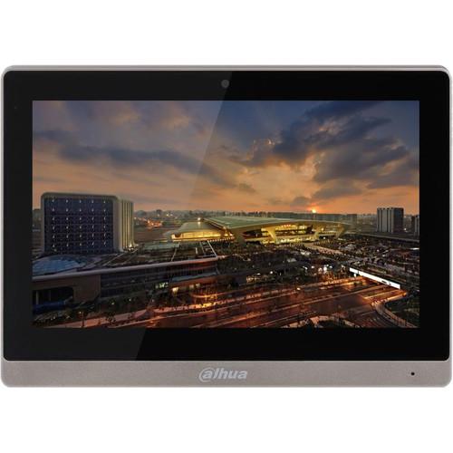 "Dahua Technology 10.2"" Color Indoor Touchscreen Video Intercom Monitor"