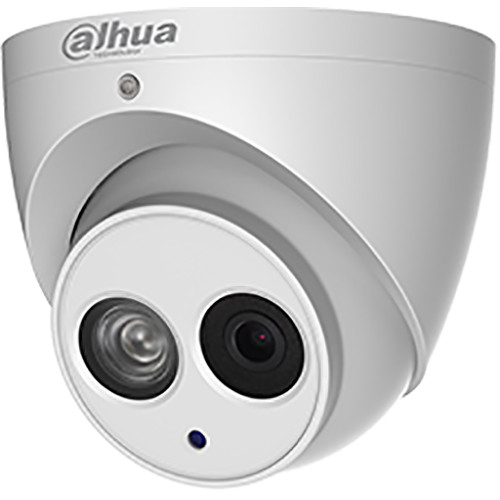 Dahua Technology Pro Series 4MP Outdoor Network Eyeball Dome Camera with Night Vision and 2.8mm Lens