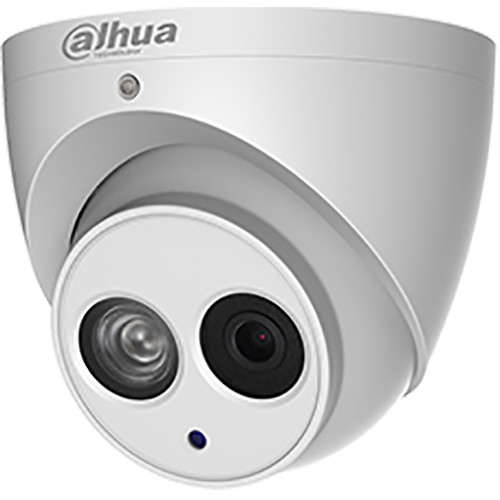 Dahua Technology Pro Series 4MP Outdoor Network Eyeball Dome Camera with Night Vision and 3.6mm Lens