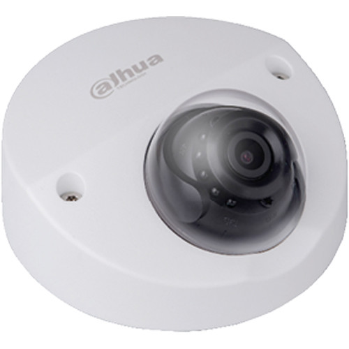 Dahua Technology Pro Series 4MP Outdoor Network Wedge Dome Camera with Night Vision and 3.6mm Lens