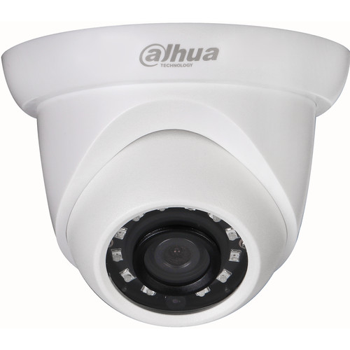 Dahua Technology Pro Series N51BI23 5MP Outdoor Network Turret Camera with Night Vision & 3.6mm Lens