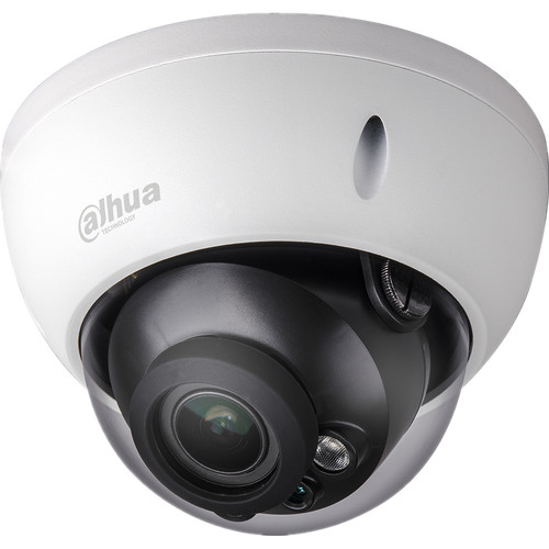 Dahua Technology Pro Series N52BM3Z 5MP Vandal-Resistant Outdoor Network Dome Camera with 2.7-13.5mm Lens & Night Vision