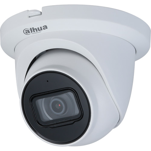 Dahua Technology Starlight N53AJ52 5MP Outdoor Network Turret Camera with Night Vision