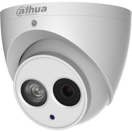 Dahua Technology N64CG52 Pro Series 6MP Outdoor ePoE Network Mini Eyeball Camera with Night Vision