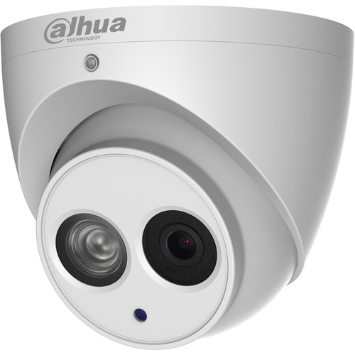 Dahua Technology N64CG53 Pro Series 6MP Outdoor ePoE Network Mini Eyeball Camera with Night Vision