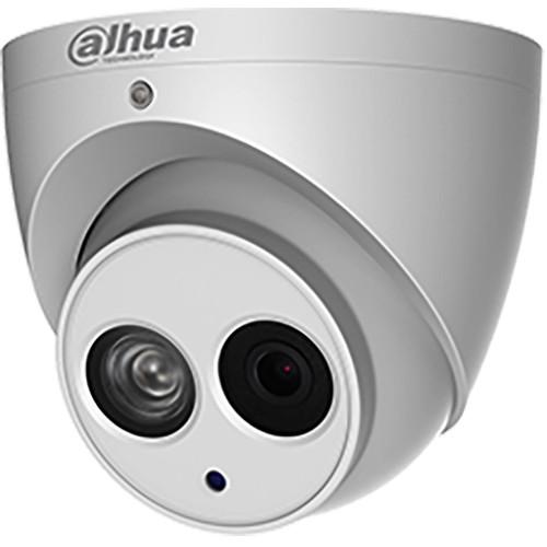 Dahua Technology 8MP 4K IR Eyeball Network Camera with Intelligent Video System