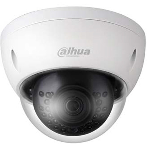 Dahua Technology 4MP Vandal-Resistant Dome Camera with Intelligent Video System