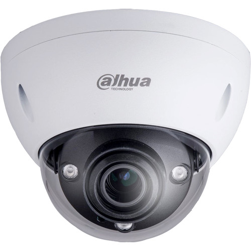 Dahua Technology 8MP ePoE IP IR Dome Camera with 2.7-12mm Vari-Focal Lens