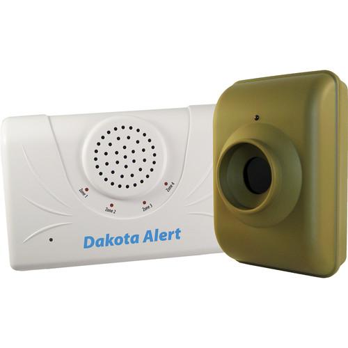 Dakota Alert DCMA-2500 Wireless Motion Detector/Receiver Kit