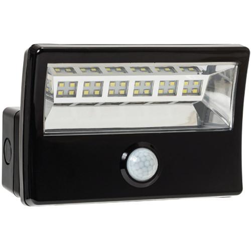 Dakota Alert Hylite Mightylite LED Floodlight with Motion Detection