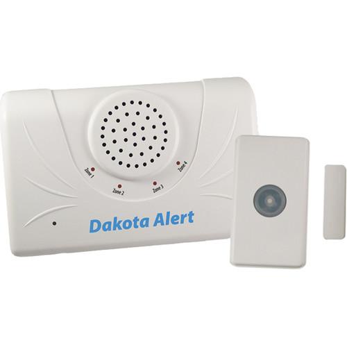 Dakota Alert UTDCR-2500 Door Entry Transmitter & Receiver Kit