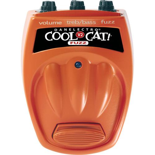 DANELECTRO CF-2 Cool Cat Fuzz V2 Pedal