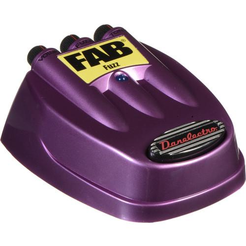 DANELECTRO D7 FAB Fuzz Pedal