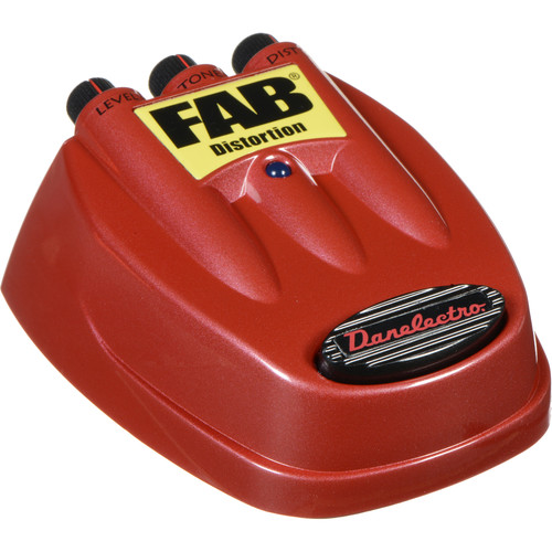 DANELECTRO Danelectro Fab Distortion Pedal