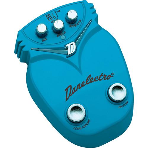 DANELECTRO Pb & J Delay Mini Pedal