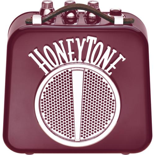 DANELECTRO N-10 Honeytone Mini Amp (Burgundy)