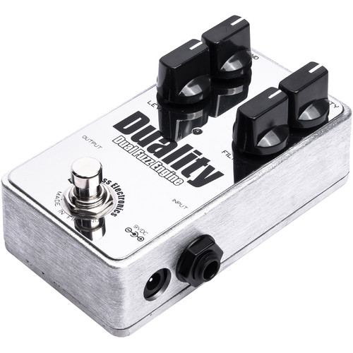Darkglass Electronics Duality Dual Fuzz Engine Pedal for Electric Bass