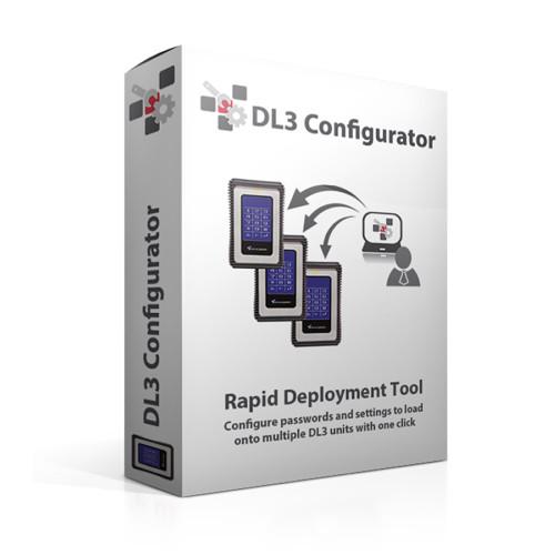 Data Locker DL3 Configurator