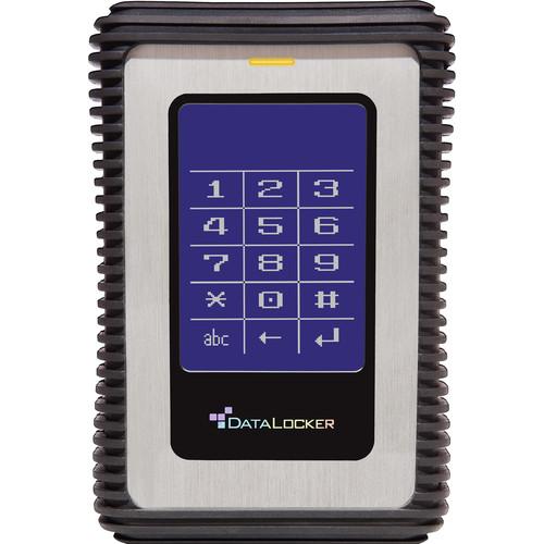 Data Locker 500GB DL3 Encrypted External USB 3.0 Hard Drive