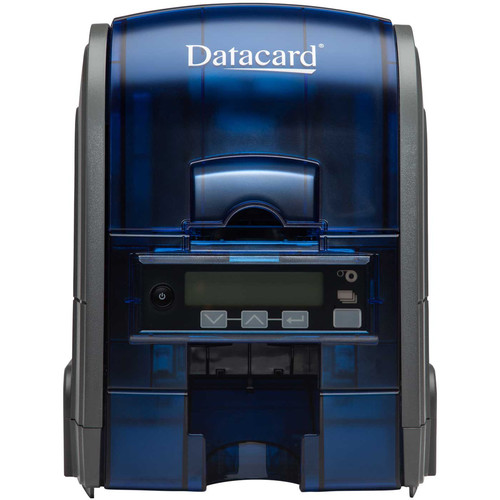 DATACARD SD160 Single-Sided Card Printer with ISO 7811 Three-Track Magnetic Stripe Encoder