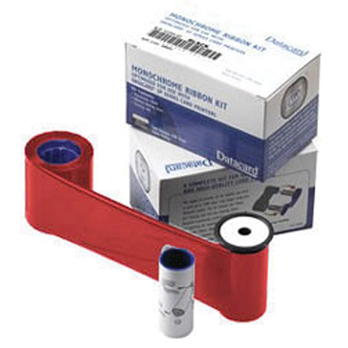 DATACARD Graphics Monochrome Ribbon Kit (Red)