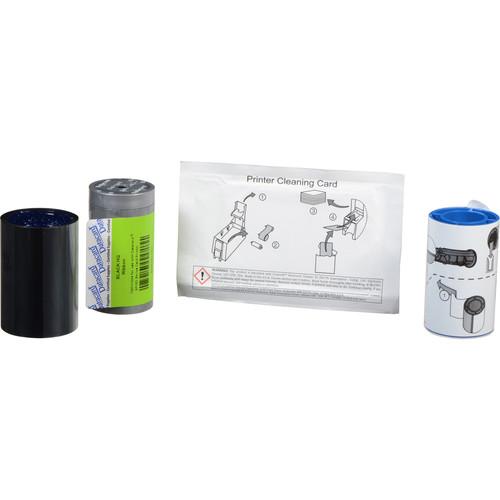 DATACARD Graphics Monochrome Ribbon Kit (Black, High Quality)