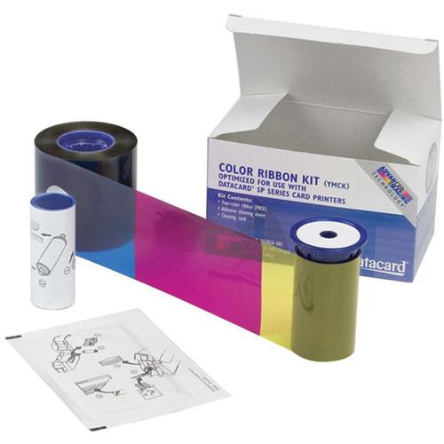 DATACARD 534000-113 Color Ribbon Kit (YMCKT, Short Panel)