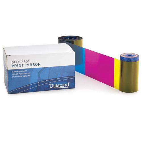 DATACARD 534700-002-R010 Color Ribbon Kit (YMCKT, Short Panel)