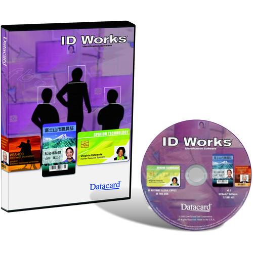 DATACARD ID Works Visitor Manager Software v6.5