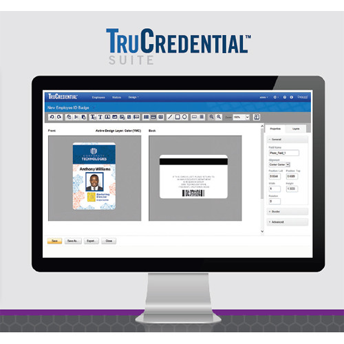 DATACARD TruCrudential Technical Training 4-Day/Person