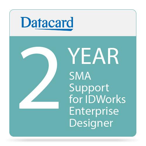 DATACARD SMA 2-Year Support for IDWorks Enterprise Designer