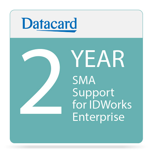 DATACARD SMA 2-Year Support for IDWorks Enterprise