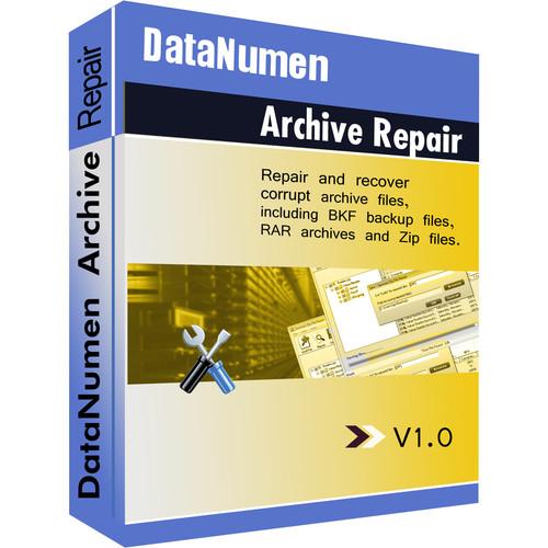 DataNumen Advanced Archive Repair (Download)