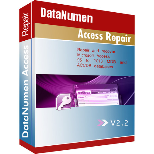 DataNumen Advanced Access Repair (Download)