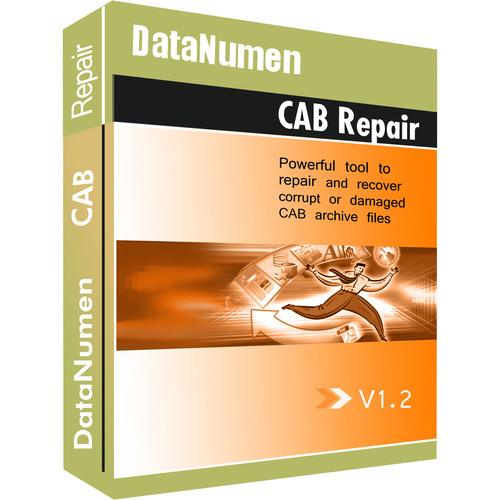 DataNumen Advanced CAB Repair (Download)
