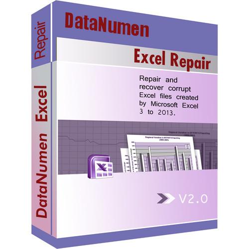 DataNumen Advanced Excel Repair (Download)