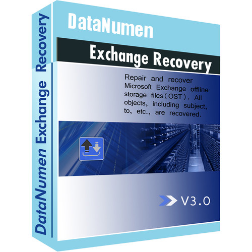 DataNumen Advanced Exchange Recovery (Download)