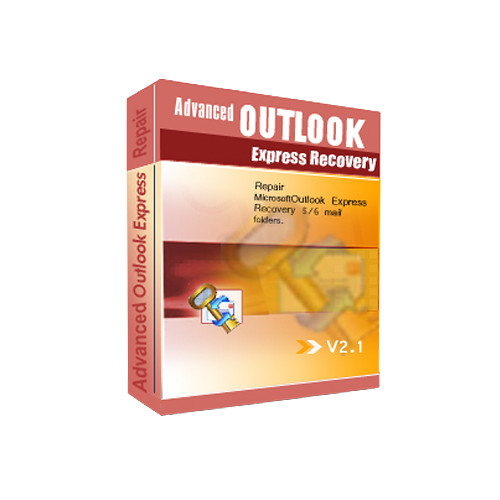 DataNumen Advanced Outlook Express Recovery (Download)