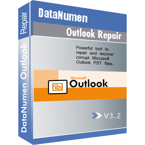 DataNumen Advanced Outlook Repair (Download)