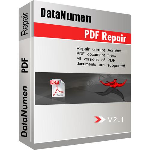 DataNumen PDF Repair v2.1