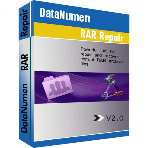 DataNumen RAR Repair v2.1