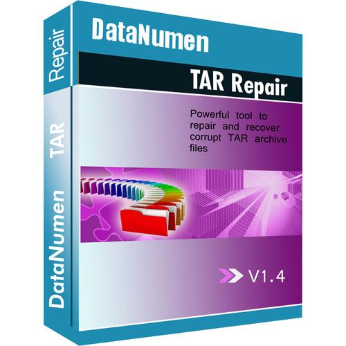 DataNumen TAR Repair v2.0